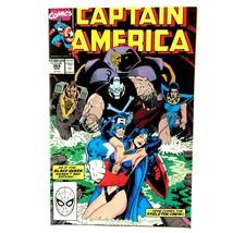 Captain America #369 Marvel 1990 VF Crossbones 1st Appearance Skeleton Crew - $3.91