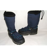 RARE TEVA SandalBoot NAVY WARM WINTER BOOTS--8 10 42 - $55.00