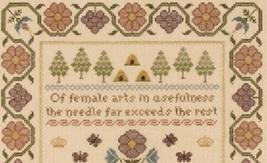 Of Female Arts cross stitch chart With My Needle image 3