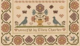 Of Female Arts cross stitch chart With My Needle image 4