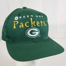 Vintage Green Bay Packers Drew Pearson Snapback Hat Cap Embroidered NFL ... - $19.99