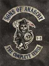 Sons of anarchy the complete series dvd seasons 1 7  30 dvd set  2015  3 thumb200