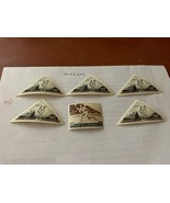 San Marino 6 stamps 1953 mnh stamps - $1.20