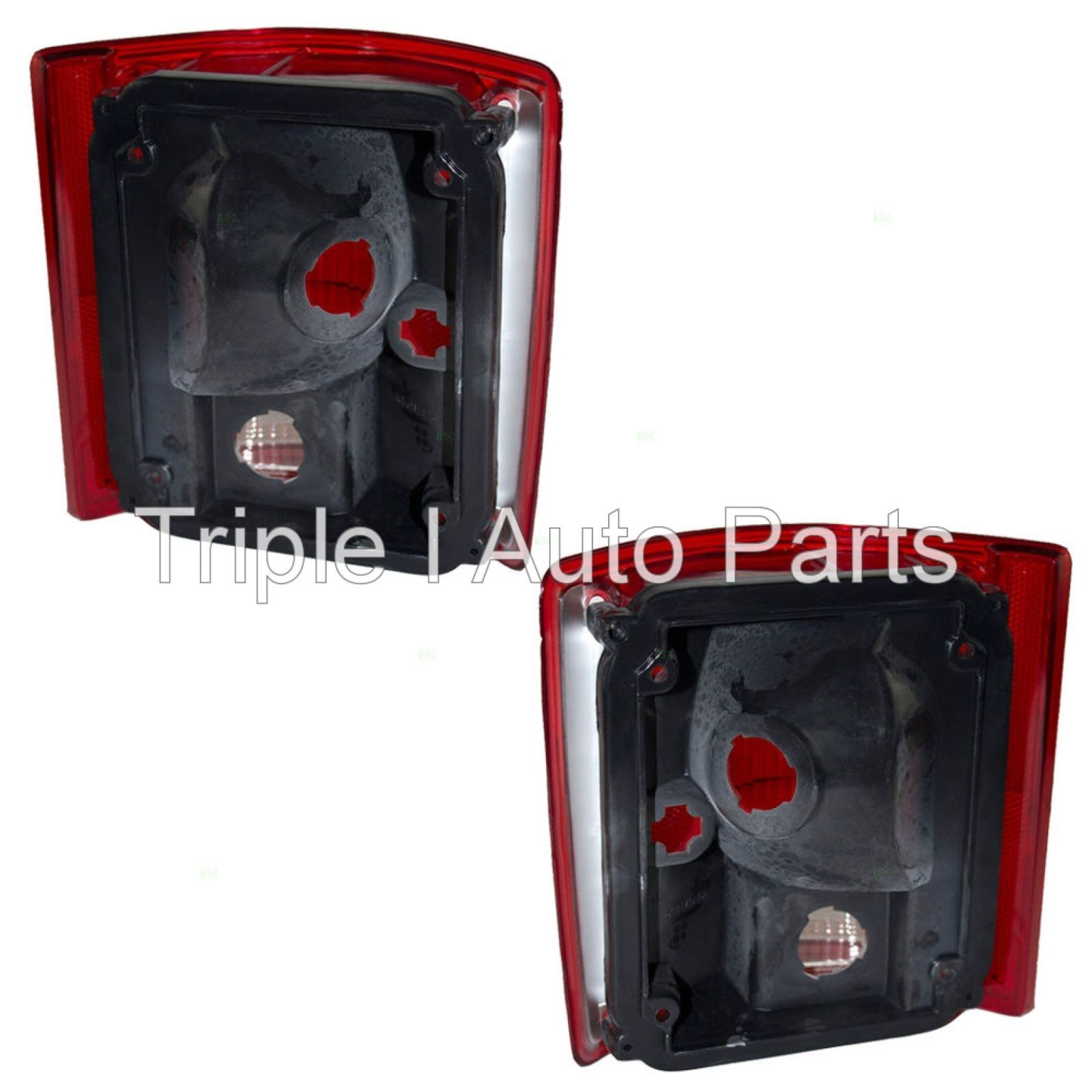 MONACO DYNASTY 1997 1998 1999 TAILLIGHTS TAIL LIGHTS REAR LAMPS RV PAIR