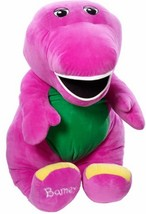 "Barney Plush Sing I LOVE YOU Jumbo 26"" 19 Phrases Fisher-Price BRAND NEW... - $79.19"