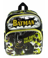 "Batman 12"" Mid Size Backpack - Dark Knight - 21127 - $25.38"