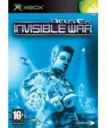 Deus Ex: Invisible War (Xbox) by Eidos [Xbox] - $12.25