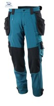 "'Mascot 17031–311 artisans ""Pantalon stretch – Advanced, pétrole, 76 C51  - $198.38"
