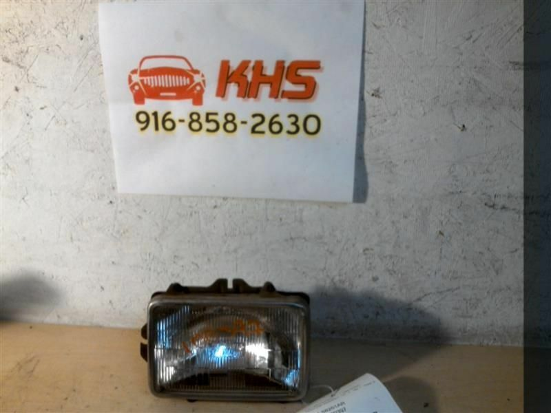 Primary image for PASSENGER RIGHT HEADLIGHT BASE SEALED BEAM FITS 91-94 TERCEL 109613