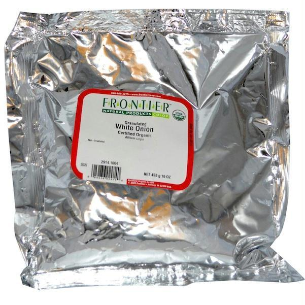 Primary image for Frontier Whi Onion Granuls (1x1lb )