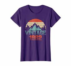 Brother Shirts - Vintage 1962 Shirt 56th Birthday Gifts 56 Years Old Awesomne Wo image 4