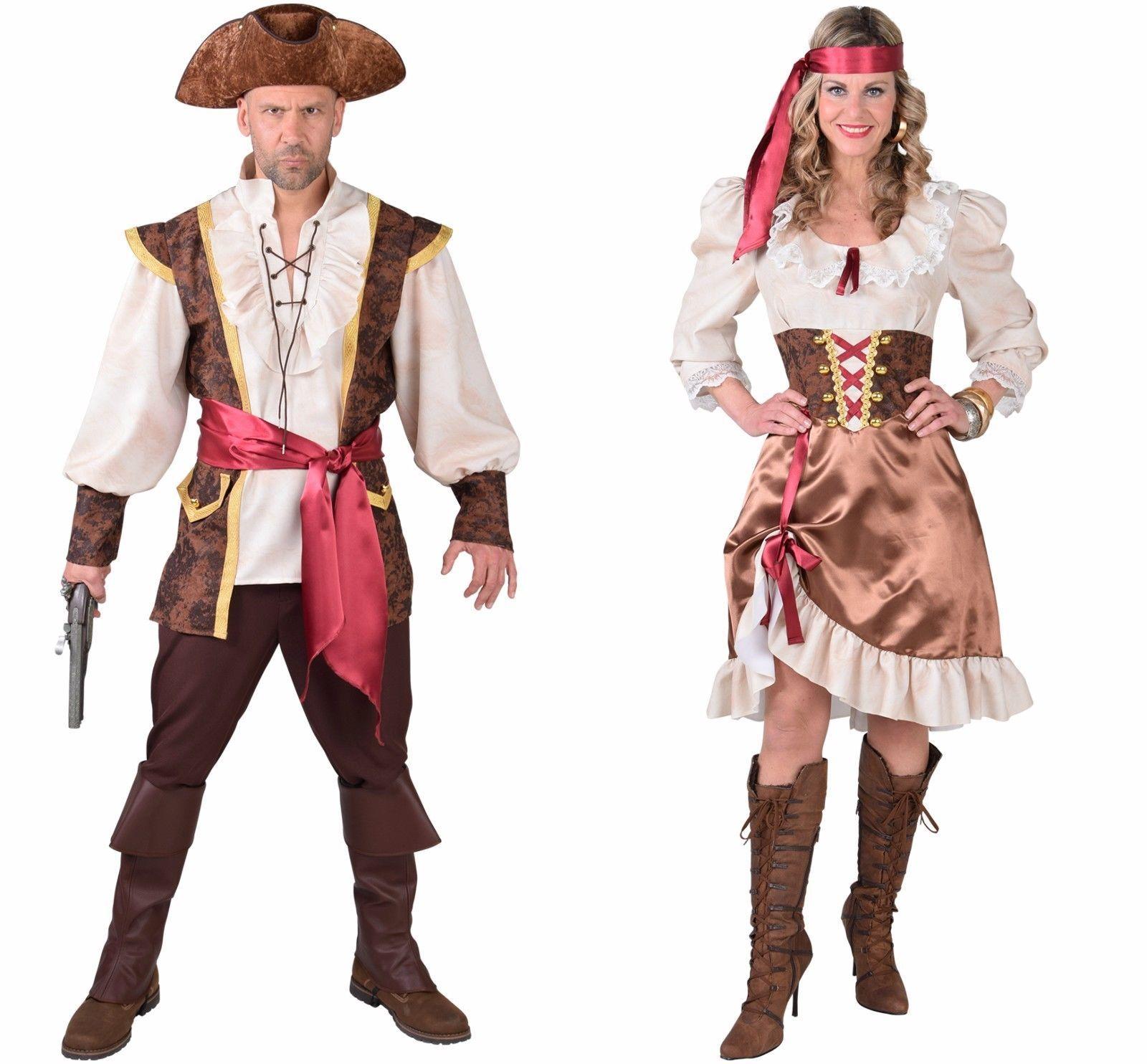 Pirate Lady - Bodice style , XS - XXL includes Hat