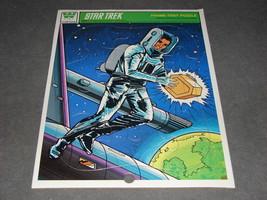 Whitman Frame-Tray Puzzle: Star Trek 1979 [NR MINT] - $12.00