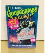 1996 Goosebumps #16 The Horror figure -new MISB - $39.59