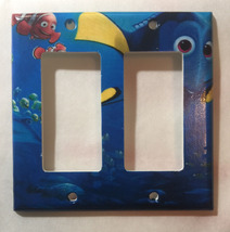 Finding Dory Nemo Light Switch Power Outlet Cover Plate Home decor image 4