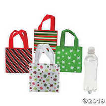 Small Basic Christmas Totes 1DZ  - $9.11