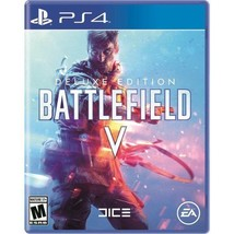 BRAND NEW DELUXE Battlefield 4 V for ps4 Playstation 4 Factory Sealed - $79.19