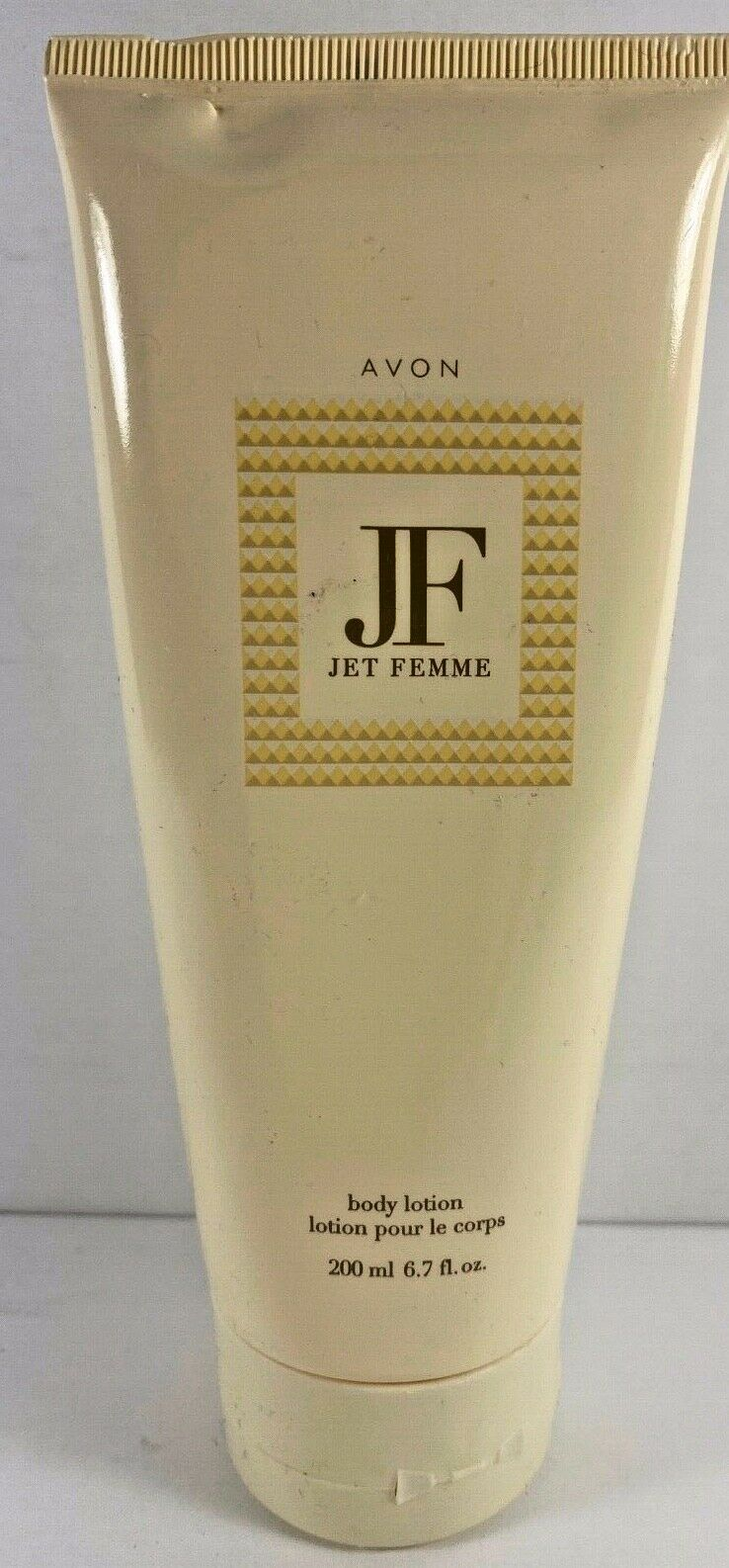 Primary image for Womans AVON JF JET FEMME BODY LOTION 6.7 fl oz