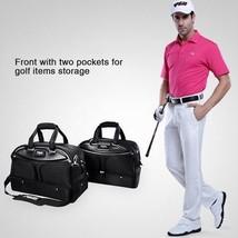 PGM Boston Double Layer Large Capacity Clothes / Shoe bag. Front zip poc... - $2.049,50 MXN
