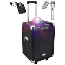 Pyle Pro PCMX280B Disco Jam 400-Watt Bluetooth Portable PA Speaker System - $407.24 CAD
