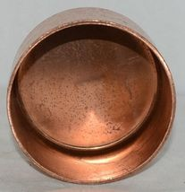 Nibco 617 4  Wrot Copper End Cap Four Inches By Two Plus Inch image 3