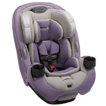 Convertible Car Seat Baby Toddler Recline Safety Travel Trip Fabric Purple USA - $210.82