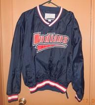 Cleveland Indians Men's Vintage Starter Pullover Jacket Coat Sz M Windbreaker - $70.13