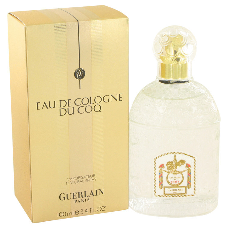 Primary image for Du Coq Cologne By  GUERLAIN  FOR MEN Eau De Cologne Spray 3.4 oz