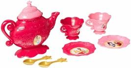 Disney Princess Small 8 Piece Value Tea Girl Kitchen Playset - $15.83