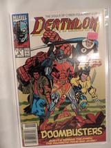 #5 Deathlok 1991  Marvel Comics A579 - $3.99