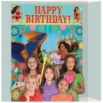 amscan Elena of Avalor Scene Setter with Photo Booth Props - $64.35