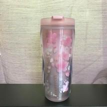 Starbucks Coffee Korea 2019 CHERRY BLOSSOM SLL Lenticular Tumbler 355ml ... - $28.84