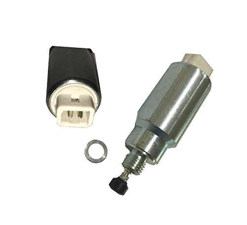 Auto Express Replacement Briggs & Stratton Solenoid 699915 Fits 794572 & 796109