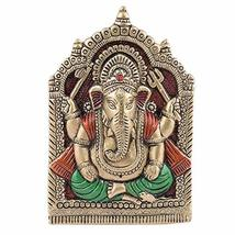 PANDIT NM SHRIMALI Lord Ganesh Ganesha Ganpati Idol Figurine Murti for W... - $29.70