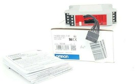 Nib Omron G9SX-EX041-T-RT Flexible Safety Relay Unit, 24VDC, 2W, G9SXEX041TRT - $330.00