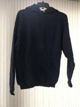 Jerkers Hooded Sweatshirt Adult Size M(38/40)Blue Ships N 24h - $15.66