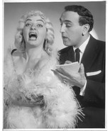 Unidentified TV Show 1950's Blonde Bombshell Original 8x10 Photo L5431 - $9.79