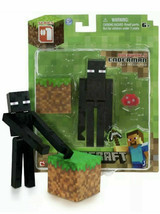 Minecraft Overworld Enderman 4in. Action Figure New in Package - $13.88