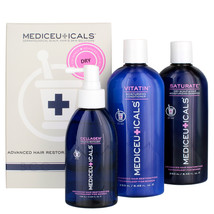 Mediceuticals W Chemically Processed Dry Hair Formula Kit - $69.96