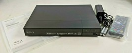 Sony 4K Upscaling 3D Streaming Blu-ray Disc Player - BDPS6700 Smart TV DVD WiFi - $78.20