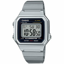 Casio Unisex Watches Steel Band Digital B650WD-1A NEW !!!! - $24.95