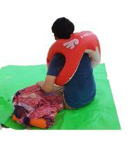 Herc Adult Shoulder Swim Ring Tube for Men Women (Red) image 6