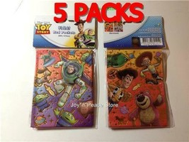 DISNEY PIXAR TOY STORY WOODY BUZZ LUNAR NEW YEAR RED POCKETS ENVELOPES H... - $12.86