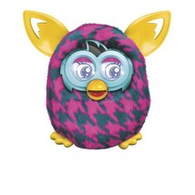 Furby Boom Purple Houndstooth - $415.34