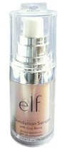 e.l.f. Foundation Serum with Goji Berry Fair/Light SPF 25  950110U Exp 0... - $8.48