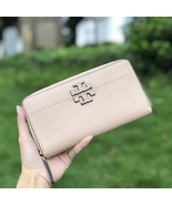 NWT Tory Burch Mcgraw Zip Continental Wallet - $149.00