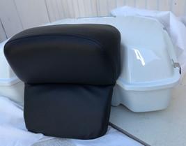 Glacier White Razor Tour Pak Luggage Trunk ABS for Harley-Davidson Touring - $399.00