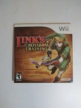 Link's Crossbow Training (Nintendo Wii, 2007) Brand New Sealed - $11.28
