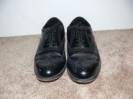 Florsheim Lexington 20381 wingtip shoes black Men's Leather Shoes Size 12 D th - $24.99