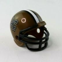 "Riddell 2"" New Orleans Saints Mini Football Helmet NFL Fan Sports Souven... - $7.95"